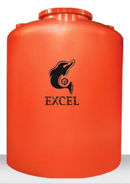 Tangki air Excel
